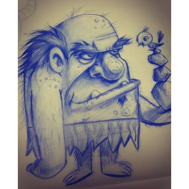 Friday sketch #sketch #characterdesign #characters