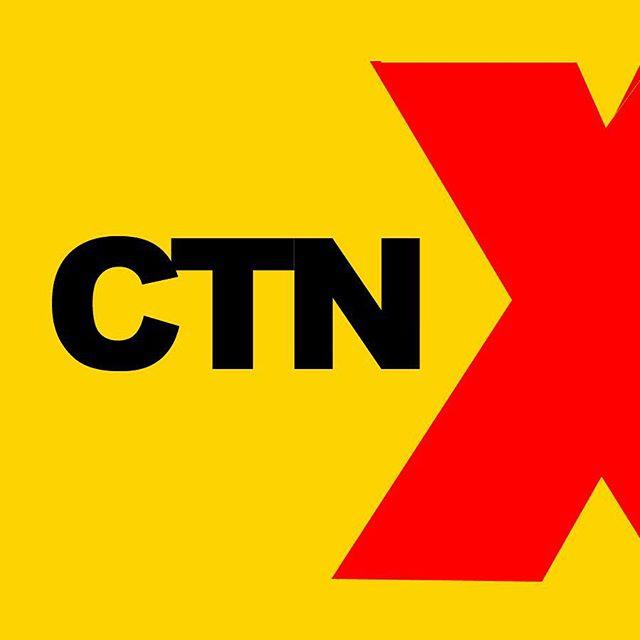 CTN Expo here I come!! #ctnx