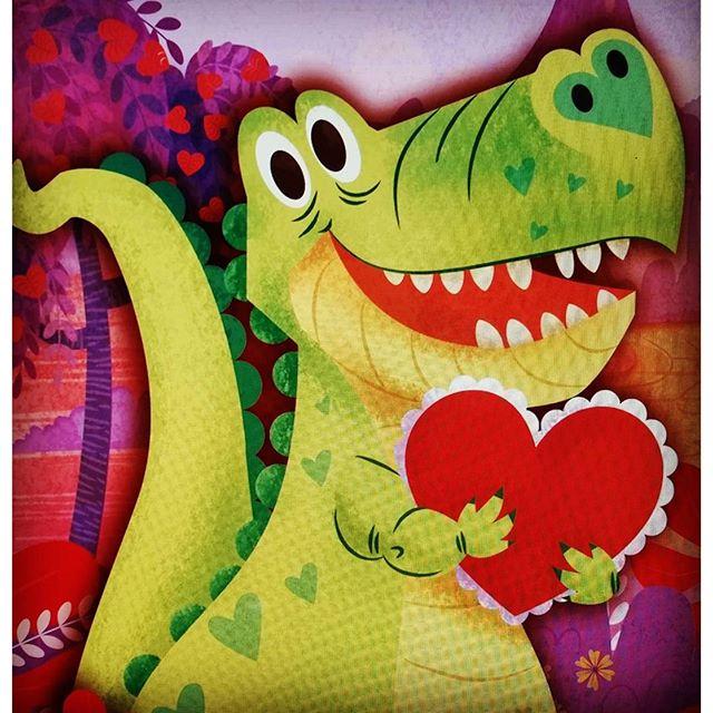 Gator Valentine. #characterdesign #characters