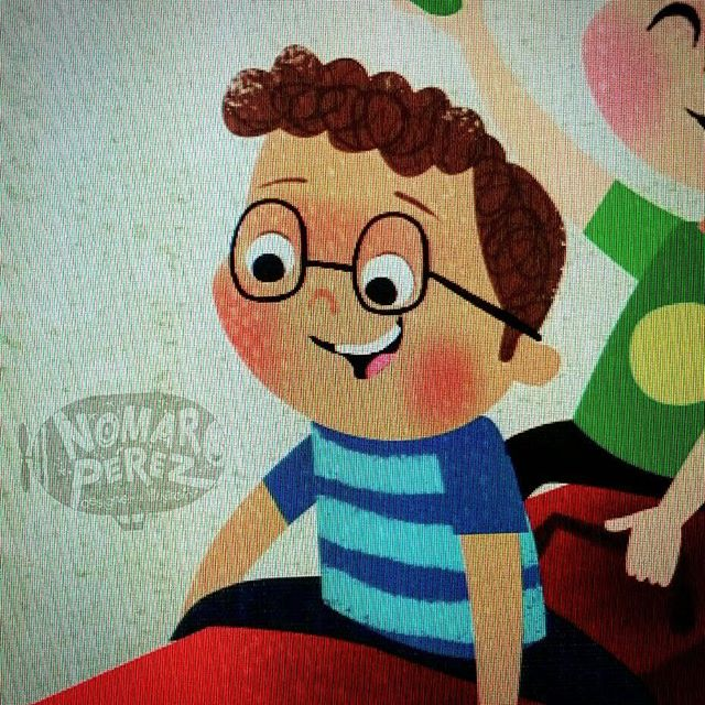 Blessed to be working on some cool things coming soon. #characterdesign #illustration #childrenbooks #characters #characterconcepts